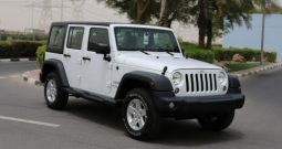 Jeep Wrangler Unlimited Sport 2018