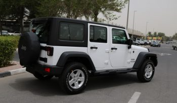 Jeep Wrangler Unlimited Sport 2018 full
