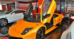 Lamborghini Murcielago SV 2010