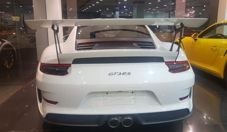 Porsche GT3 RS 2019 full