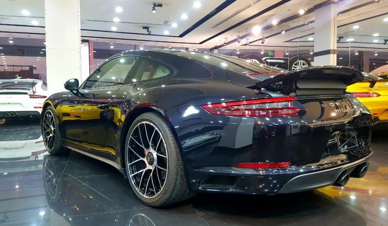 Porsche Carrera GTS 2017 full