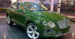 Bentley Bentayga Signature