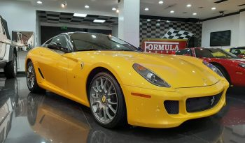 2011 | Ferrari | 599 GTB Fiorano | Gcc spec full