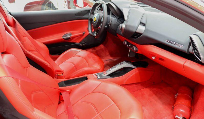 Ferrari 488 GTB full