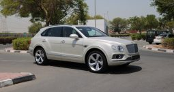 Bentley Bentayga 2018 GCC