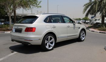 Bentley Bentayga 2018 GCC full