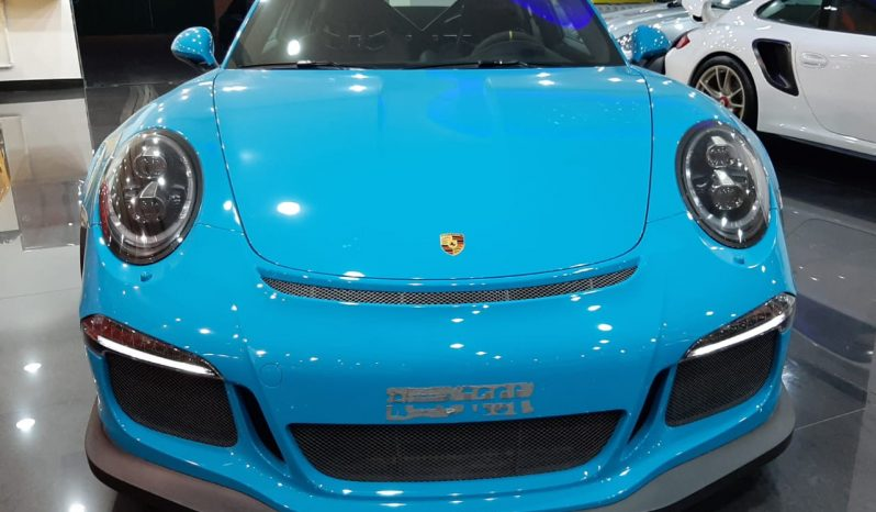 Porsche | GT3 RS full