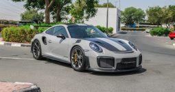 Porsche GT2 RS Weissach 2019 0KM