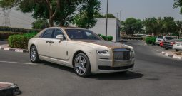 Rolls Royce Ghost 2015