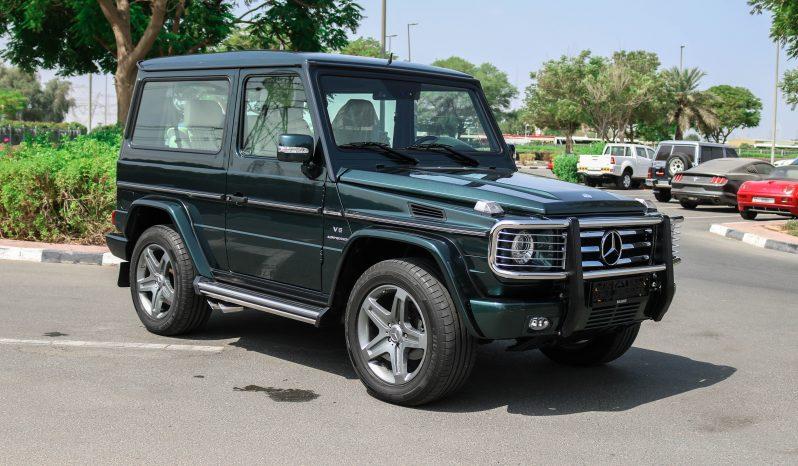 Mercedes Benz G55 2012 full