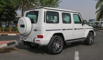 Mercedes Benz G63 2020 full